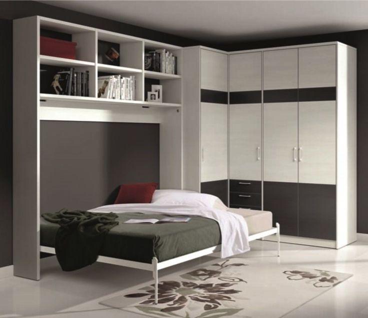 Armoire Bureau Integre Maison Design