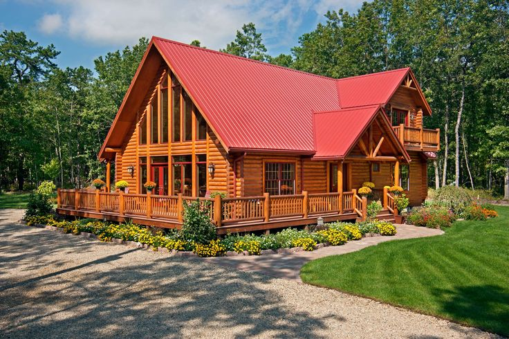 17 Best Images About Hiawatha Log Homes On Pinterest