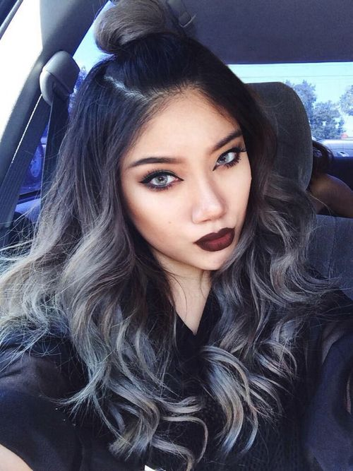 Debating whether I should go full silver…Or if I should get it done like this.