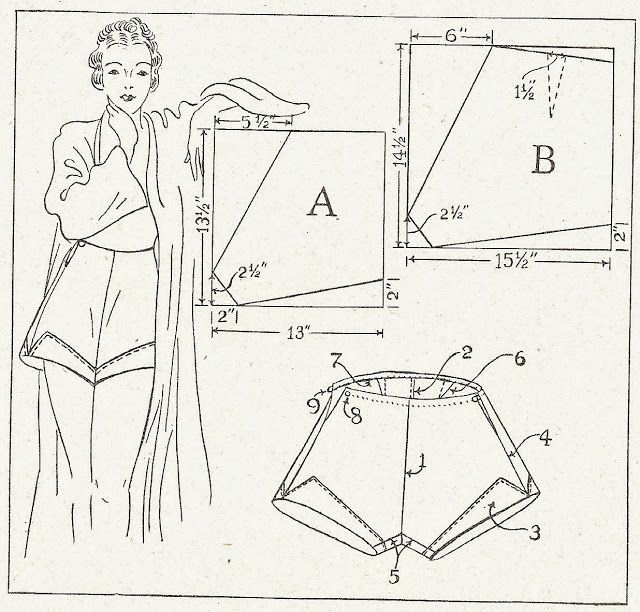 66 best images about Vintage Pattern Drafting Instructions
