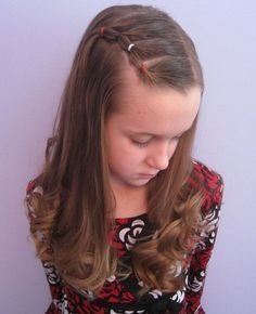 25 Best Ideas About Cute Little Girl Hairstyles On Pinterest