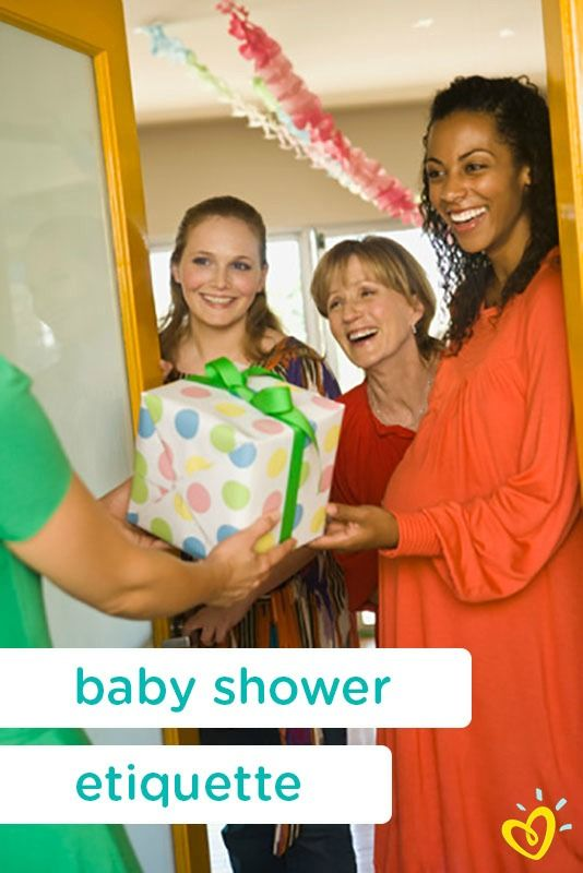 From greetings to goodbyes here are 8 tips on baby shower etiquette to help everyone enjoy