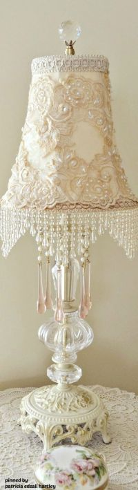 1000+ ideas about Shabby Chic Chandelier on Pinterest