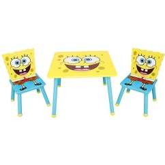 Table And Chairs For Toddlers At Walmart Herman Miller Eames Chair Replica 17 Best Images About Spongebob Bedroom On Pinterest | Songs,