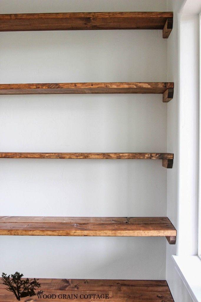25+ best ideas about Diy closet shelves on Pinterest