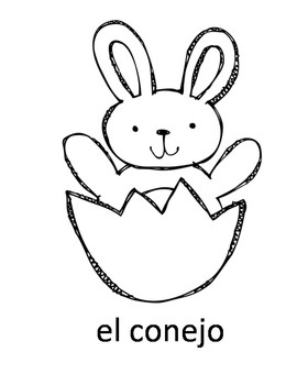 17 Best images about Easter in Spanish on Pinterest