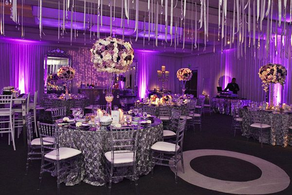 How to Add Personality to a Ballroom Wedding  Receptions