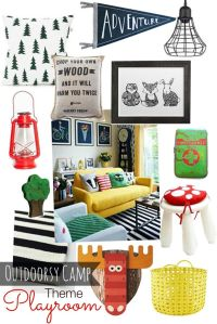 25+ best ideas about Camping Room on Pinterest | Boys ...