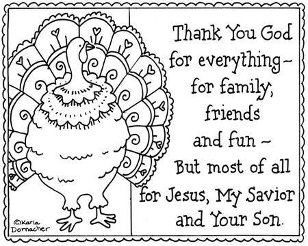 Angels Of Heart: 10 Coloring Pages Of Thanks even this