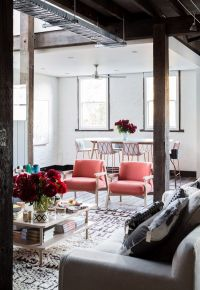 Best 20+ Coral Chair ideas on Pinterest | Bright living ...