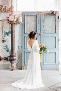 Best 25+ Flowing wedding dresses ideas on Pinterest