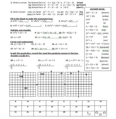 17 Best Images About Hs Algebra