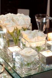 25+ best ideas about Mirror centerpiece on Pinterest ...