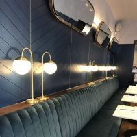 Best 25+ Restaurant interiors ideas on Pinterest ...