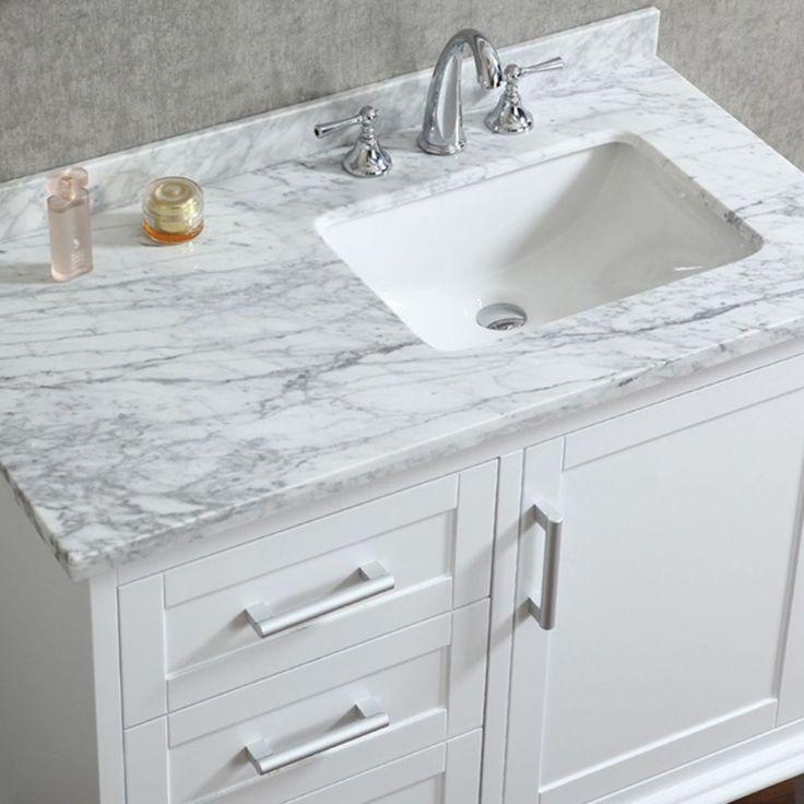 25 best White Vanity Bathroom ideas on Pinterest  White