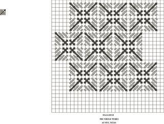 Bargello Needlepoint Diagrams Bargello Pillows Jonathan
