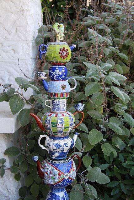 25 Best Ideas About Mosaic Garden Art On Pinterest Mosaic Ideas
