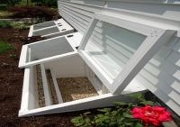 Basement Window Well Designs