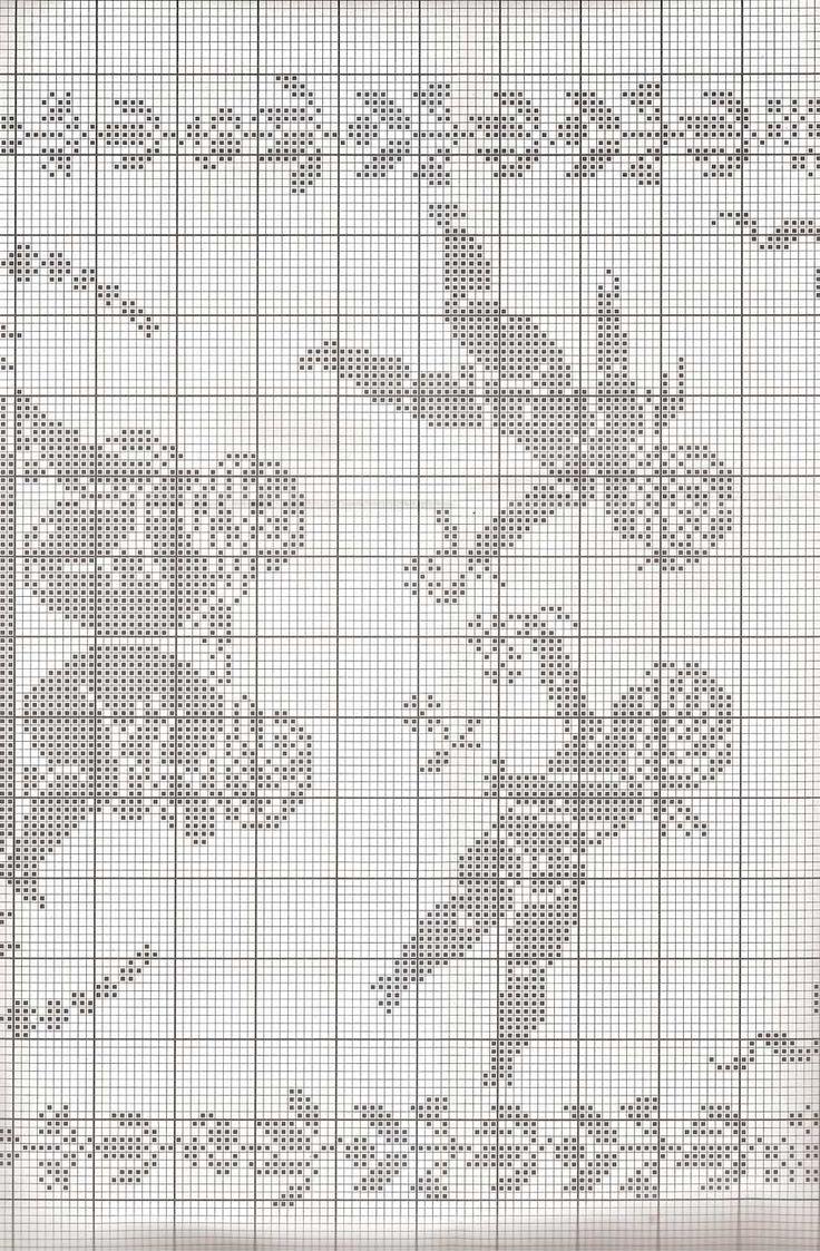 17 Best images about Filet crochet on Pinterest