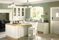 Best 25+ Green kitchen walls ideas on Pinterest