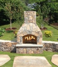 17 Best ideas about Outdoor Fireplaces on Pinterest ...