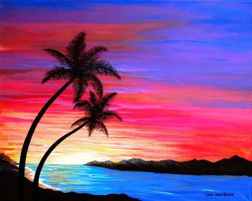 Featured image of post Oil Pastel Drawing For Beginners Sunset / Drawing of nature for beginners | drawing of mountain landscape with oil pastel step by step.