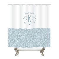 1000+ ideas about Monogram Shower Curtains on Pinterest ...