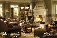 Western Living Room Furniture | Classic Living Room Design ...