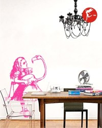 25+ best ideas about Pink wall stickers on Pinterest ...