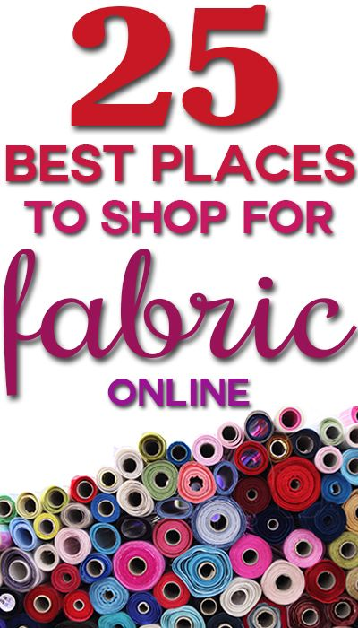 25 Best Ideas About Online Fabric Stores On Pinterest Fabric