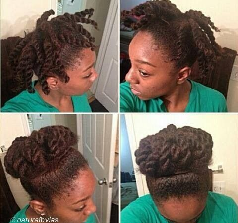 8821 Best Images About African Queen Natural Hair Styles On