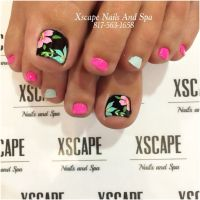 Best 25+ Beach toe nails ideas on Pinterest