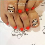 1000 ideas fall pedicure