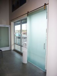 17 Best images about Lofts on Pinterest   Glass barn doors ...