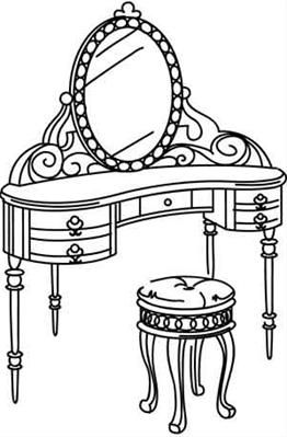 213 best images about Furniture Illustrations Black and