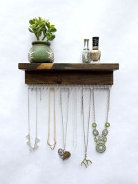 25+ best ideas about Necklace Hanger on Pinterest ...