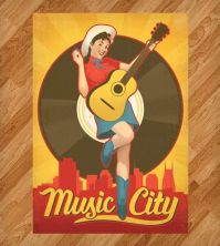 12 best images about pin up guitar on Pinterest | Patriots ...