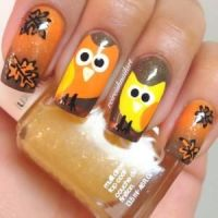 1000+ ideas about Thanksgiving Nails on Pinterest ...