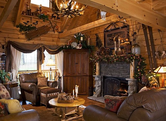 897 Best Images About Cabin Decor On Pinterest Log Cabin