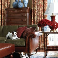 Photos Of Living Rooms With Brown Leather Furniture Grey Black And White Room Ideas 17 Best Images About Ralph Lauren Look On Pinterest ...