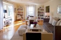 long living room layout ideas | Long Living Room with Gray ...