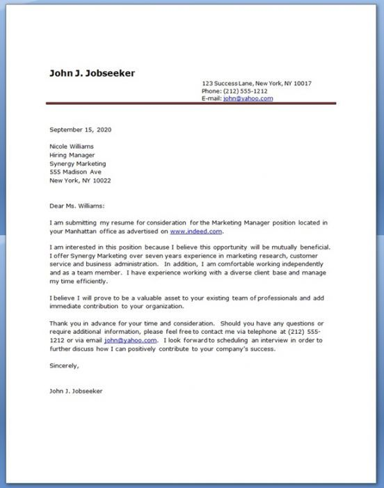 Cover Letters For Resume Examples Information Technology It Cover