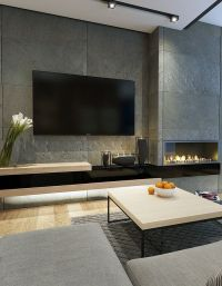 Best 25+ Tv wall design ideas on Pinterest