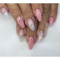 17 Best ideas about Bling Nails on Pinterest | Bling ...