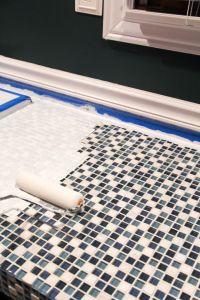 Best 25+ Painting Tile Countertops ideas on Pinterest ...