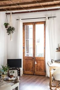25+ best ideas about Door curtains on Pinterest
