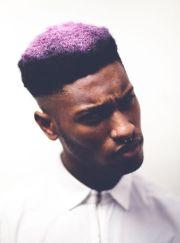 purple high top #dope