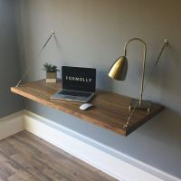 25+ best ideas about Floating Desk on Pinterest