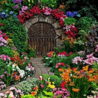 53 best images about Garden Gates on Pinterest | The ...