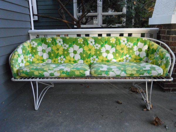 retro metal yard chairs kitchen table and ireland 17 best images about homecrest patio furniture on pinterest | mid century, settees vintage
